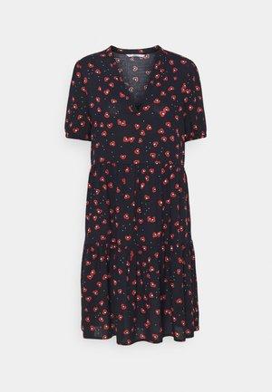 ONLNOVA LIFE THEA DRESS - Kjole - night skylola floral