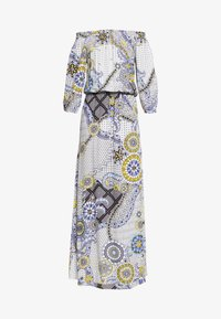 Desigual - Maxi šaty - azul dali - 4