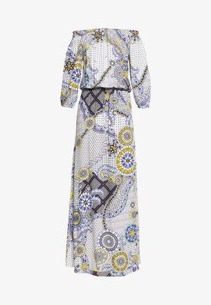 Maxi dress - azul dali