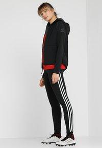 adidas Performance - TEAM 19 - Print T-shirt - power red/white - 1