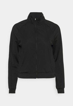 ONPATIFA ZIP TRAIN - Treningsjakke - black