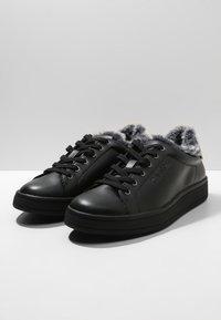 Calvin Klein - SOLEIL  - Sneakers laag - black - 3