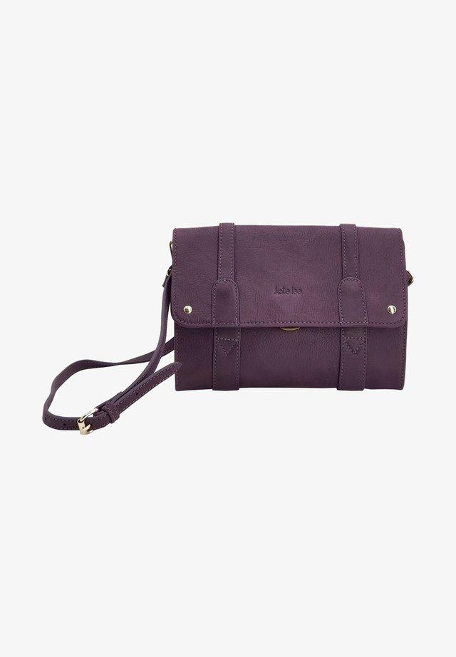 Borsa a tracolla - violet