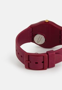 Swatch - GOLDENSHIJIAN - Zegarek - burgundy - 1