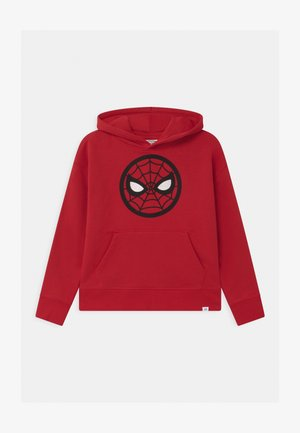 BOYS SPIDERMAN MARVEL - Sweatshirt - modern red