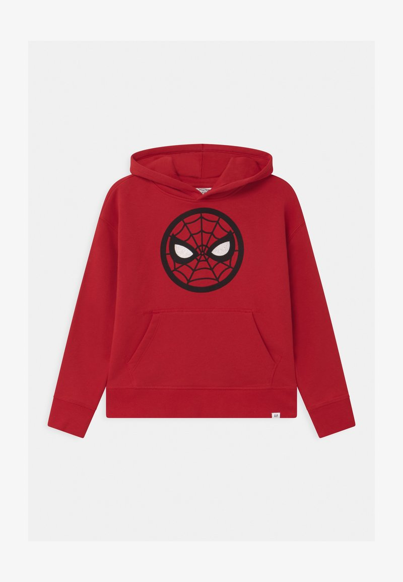 GAP - BOYS SPIDERMAN MARVEL - Sweatshirt - modern red