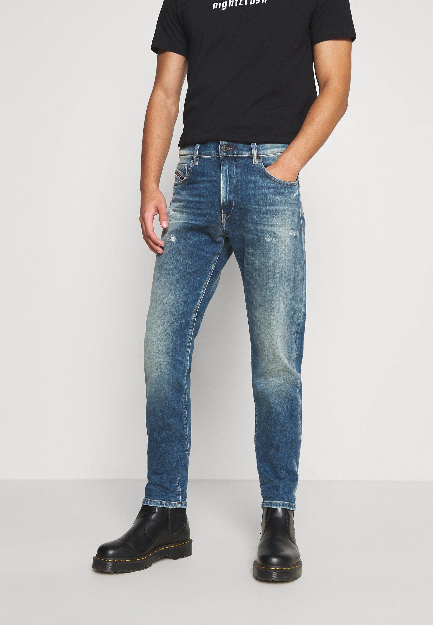 Men D-STRUKT - Jeans Skinny Fit