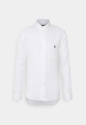 PIECE DYE - Camicia - white
