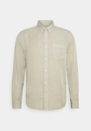 Shirt - light feather gray