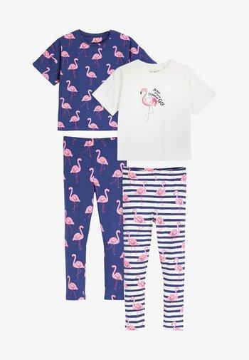SET - Pyjama set - blue