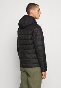 G-Star - ATTACC QUILTED JACKET - Light jacket - black - 2