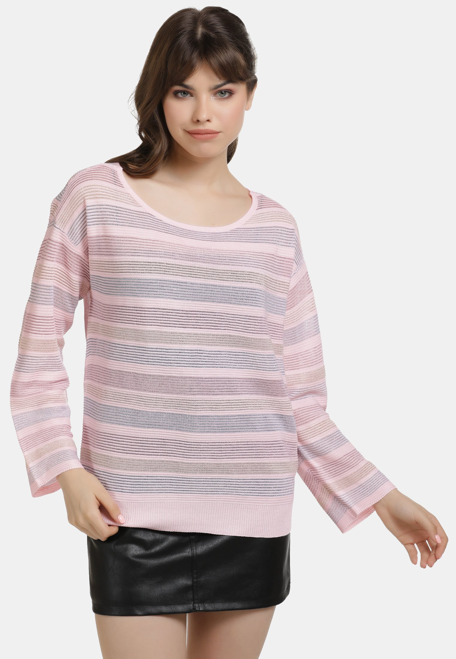 100% Original Women's Clothing myMo Jumper light pink bq6e52Avo