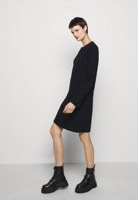 Filippa K - CARLA DRESS - Denní šaty - navy - 3