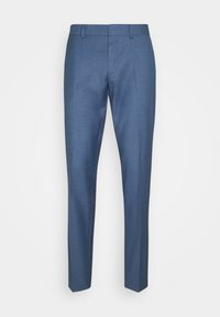 Isaac Dewhirst - THE FASHION SUIT NOTCH - Puku - blue - 14