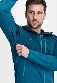 Mammut - Sports jacket - sapphire-sapphire melange - 3