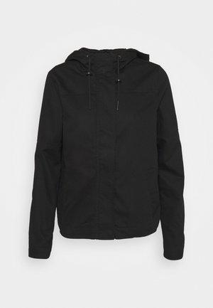 NMDAWSON SHORT JACKET  - Summer jacket - black