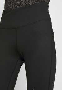 The North Face - WOMENS AMBITION MID RISE - Tights - black - 5
