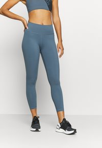 adidas Performance - Tights - legacy blue - 0