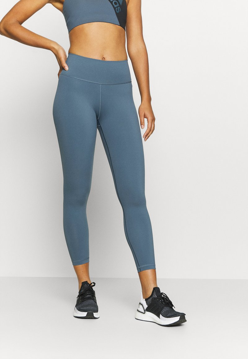 adidas Performance - Tights - legacy blue