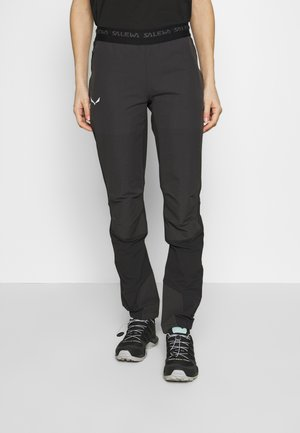 AGNER LIGHT ENGINEER - Pantalon classique - black out