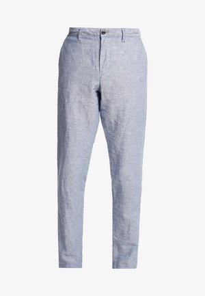 PANT - Trousers - chambray