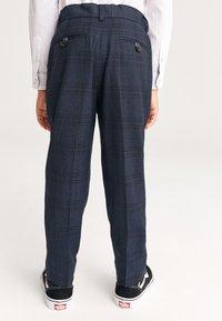 Next - BAKER BY TED BAKER - Oblekové kalhoty - dark blue - 1