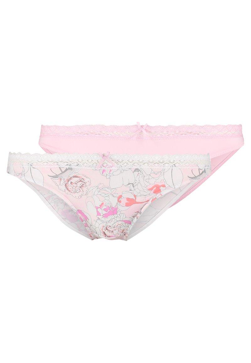 DORINA - KENDRA PRINT 2 PACK - Tanga - pink