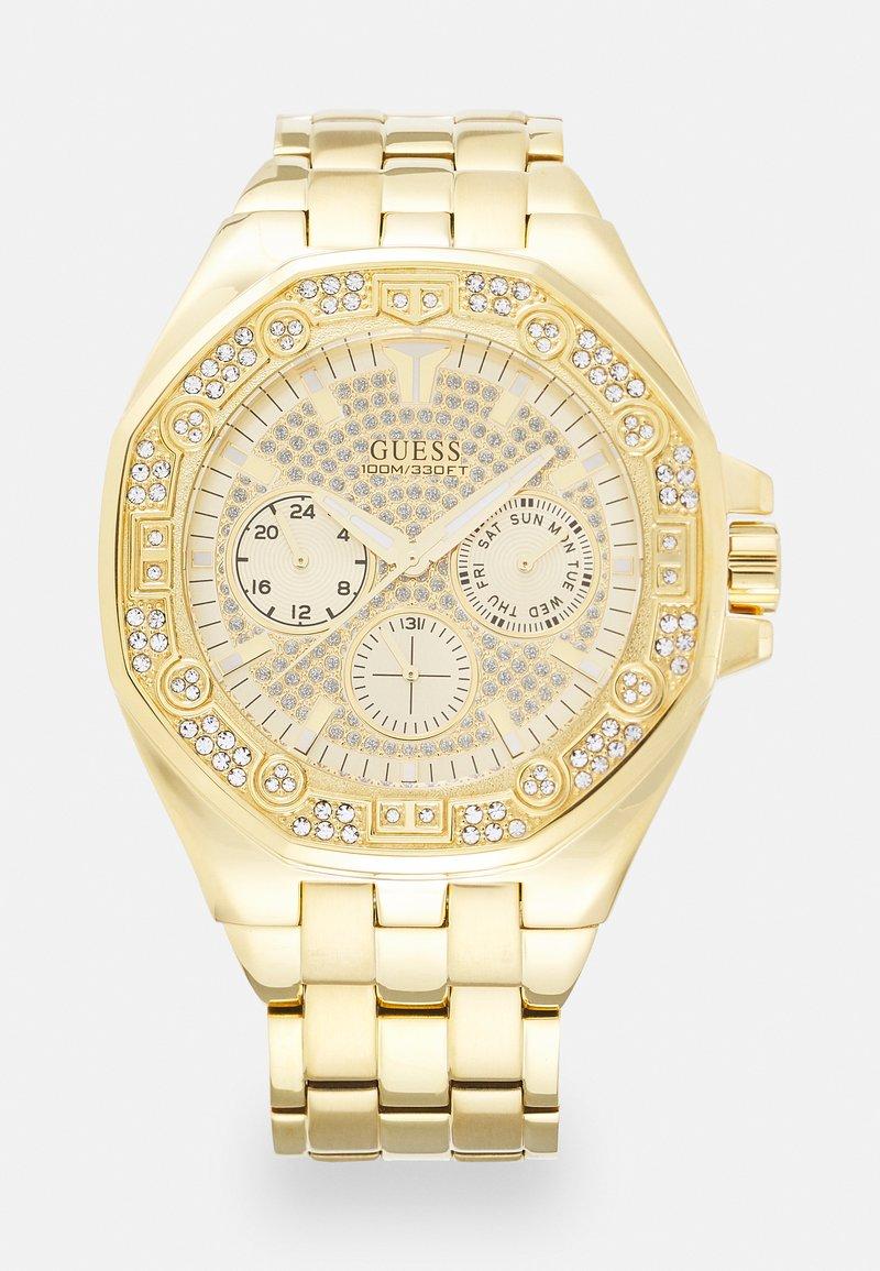Guess - Cronografo - gold-coloured