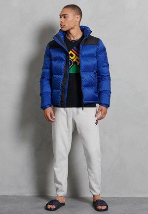 SPORTSTYLE CODE  - Down jacket - mazarine blue