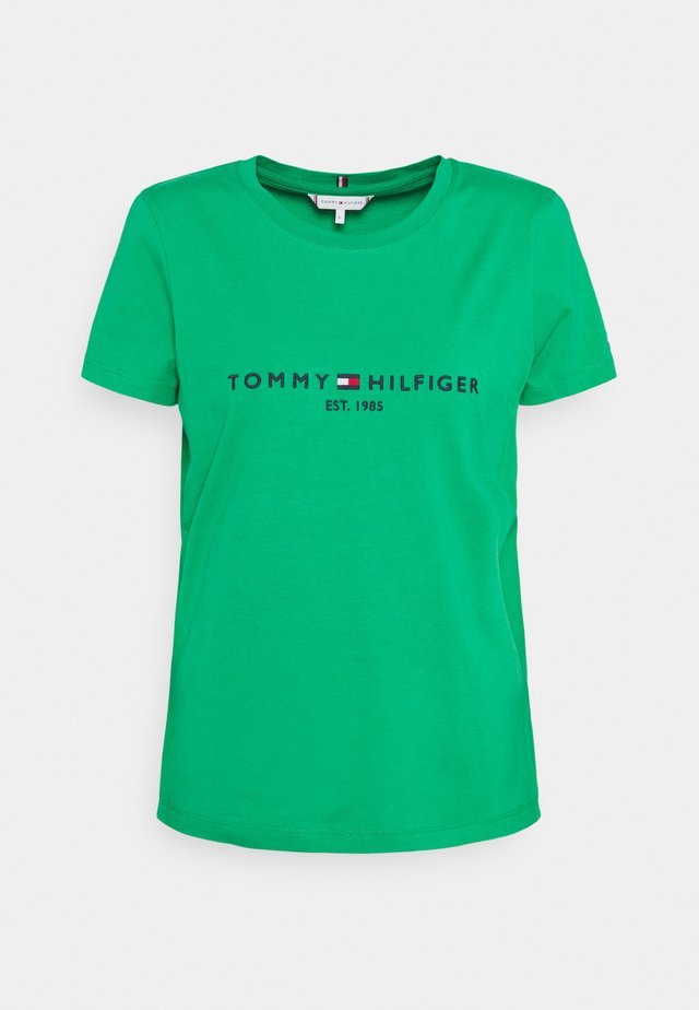 REGULAR TEE - Print T-shirt - primary green