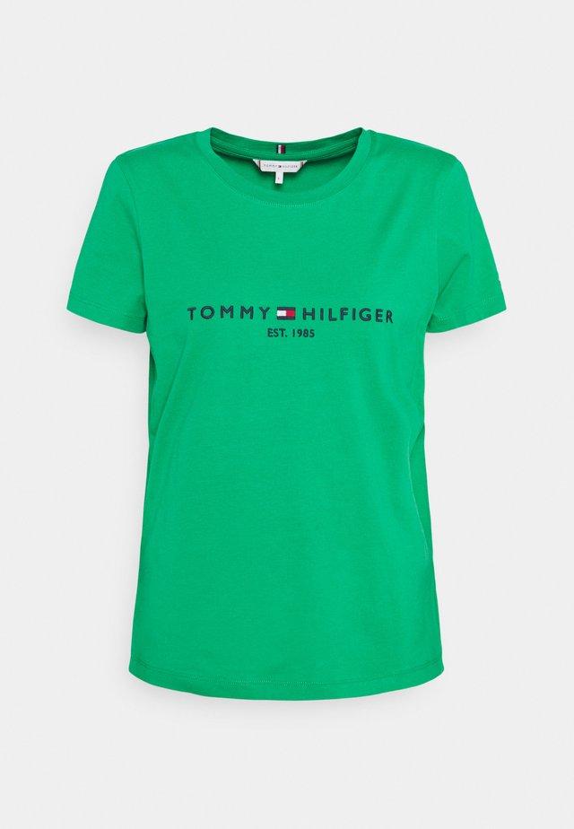 REGULAR TEE - T-shirt imprimé - primary green