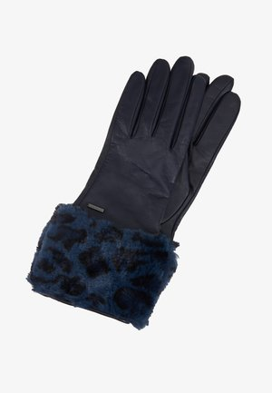 FLEURI - Gloves - dark blue