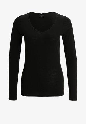 SIREN SWEETHEART - Undershirt - black
