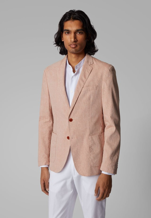 HANRY3-W - Blazer jacket - orange