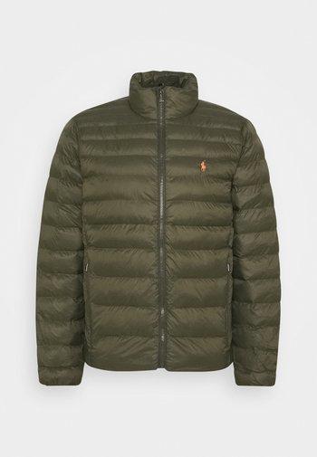 TERRA - Winter jacket - dark loden