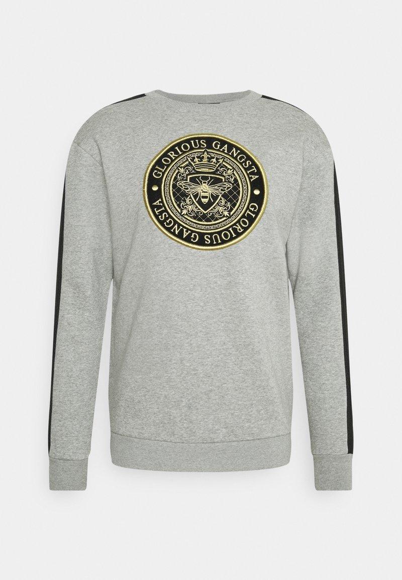 Glorious Gangsta - BERTO CREW - Sweatshirt - grey