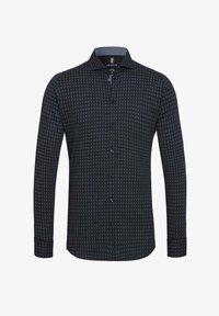 DESOTO - NEW HAI - Formal shirt - navy squares - 0