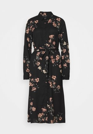VMLALLIE CALF DRESS  - Blousejurk - black
