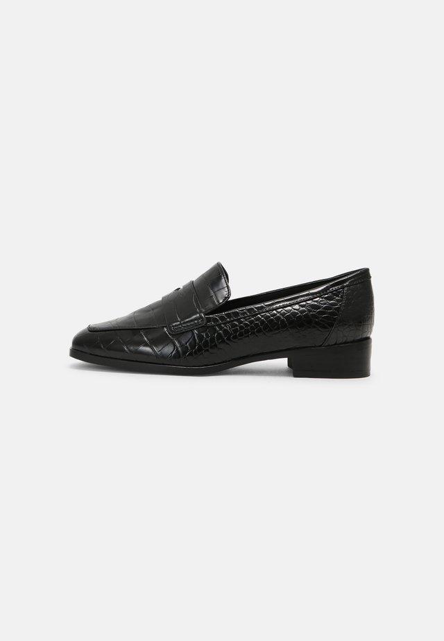 GWIRANI - Scarpe senza lacci - black