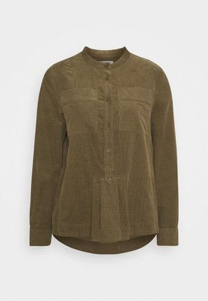 PANIDA - Button-down blouse - beech