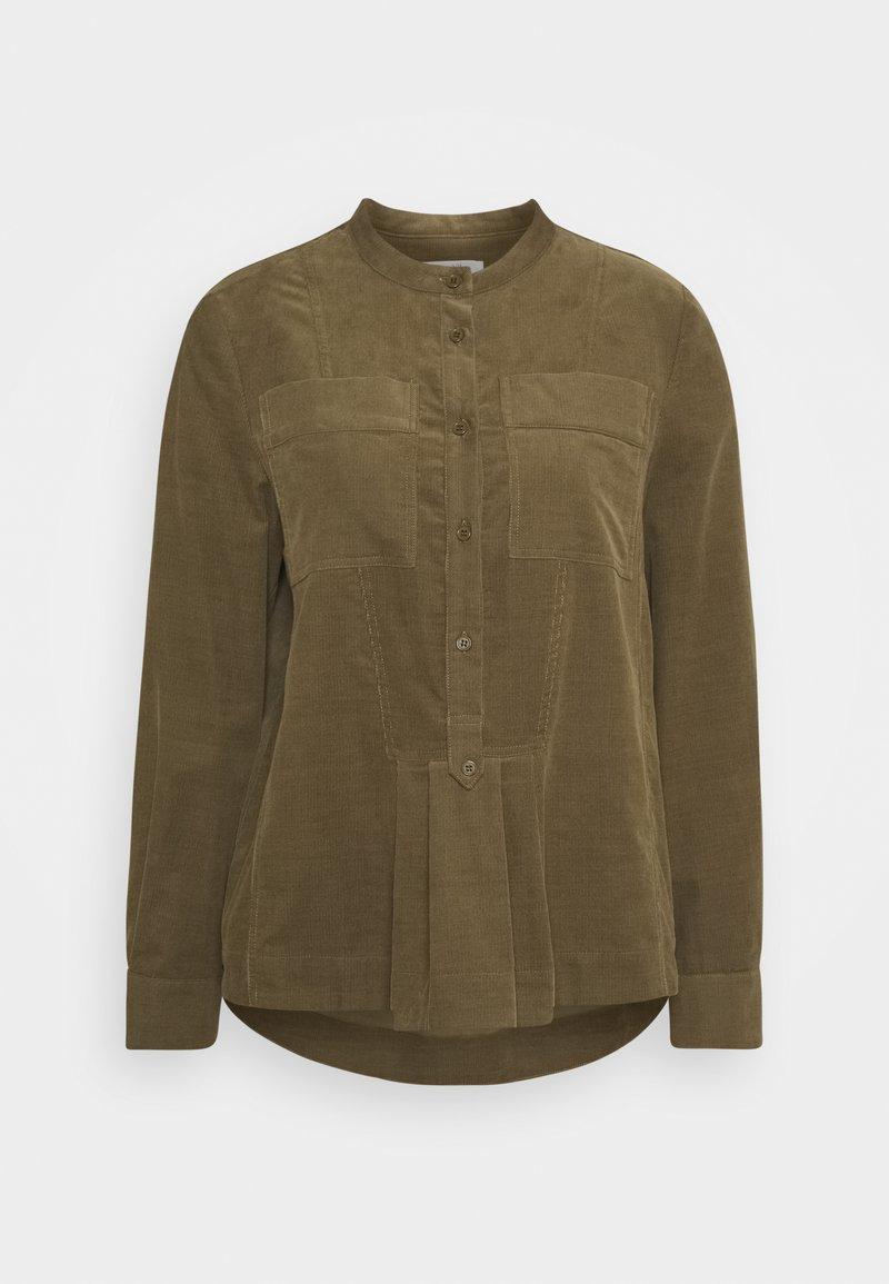 Lovechild - PANIDA - Button-down blouse - beech