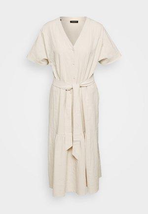 SLFMIONI MIDI DRESS - Day dress - sandshell