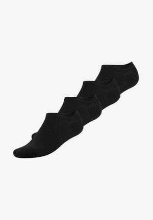 4 PACK - Sokken - black