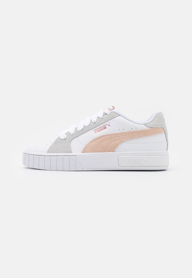 CALI STAR MIX  - Sneakers laag - white/cloud pink