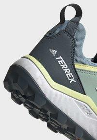 adidas Performance - TERREX AGRAVIC TR TRAIL RUNNING SHOES - Trail running shoes - blue - 9