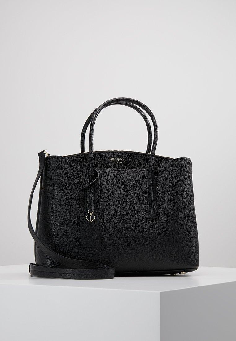 kate spade new york - MARGAUX LARGE SATCHEL - Across body bag - black
