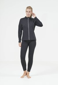Endurance - Training jacket - 1001 black - 4