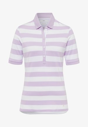 STYLE CLEO - Polo shirt - lilac