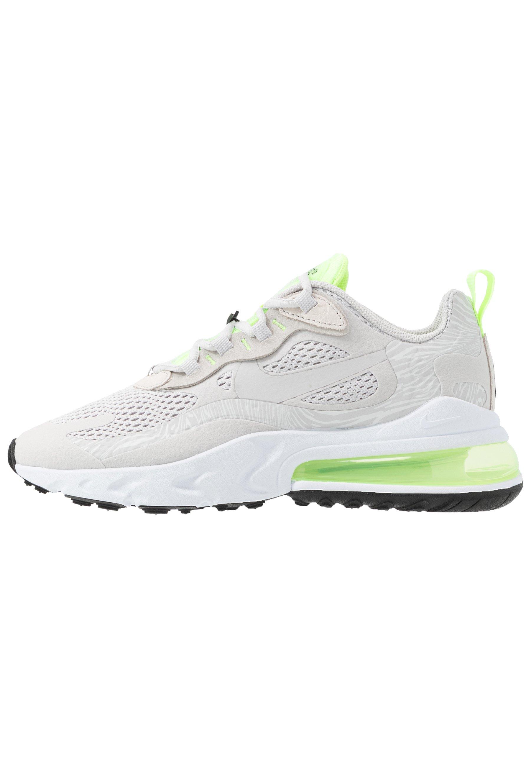 Nike Sportswear AIR MAX 270 REACT - Joggesko - vast grey/ghost green/white