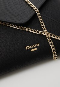 Dune London - BENRIA - Psaníčko - black reptile - 6